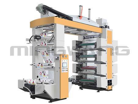 8色同步带柔版印刷机