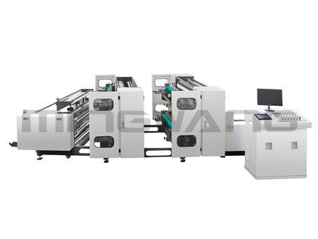 四色高速印刷机
