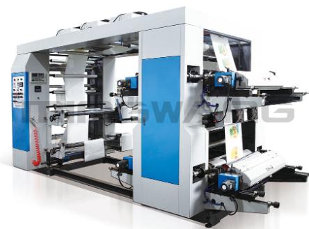 柔版印刷机都是由哪些结构组成的呢?