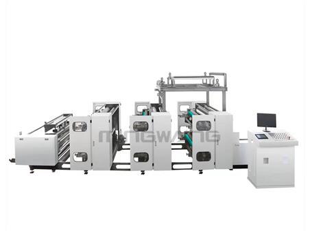 六色高速印刷机