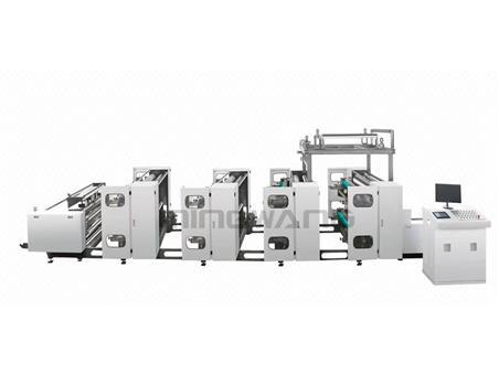 八色高速印刷机