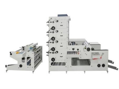 柔版印刷机中如何确定喷粉的用量呢?