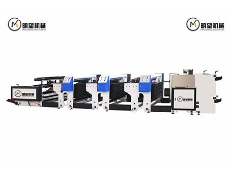 三色机组式柔版印刷机